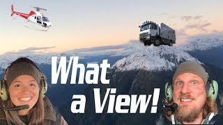 Scenic Stewart BC with exclusive Helicopter Tour in Canada ►| LiveandGive4x4