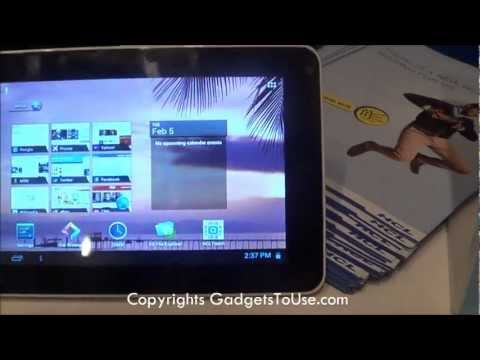HCL Me U2 Tablet Hands on Review - Hardware, Software, Camera and More Details