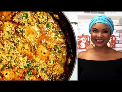 Ofe Egusi   Melon Soup   Authentic Naija Recipes