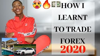 How I learnt to trade Fx - (Lesiba Mothupi)