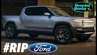 Ford Needs To Buy Rivian