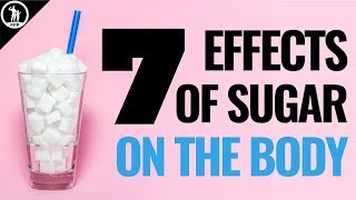 Clean Eating 101: The 7 Negative Effects Of Sugar On Physical Health