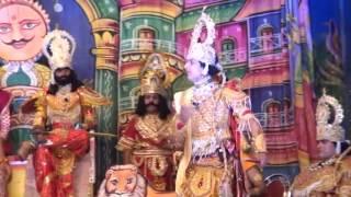 Janta Ramlila Ratangarh 2015 Part - 5 ( Laxman Parsuram Samwad )