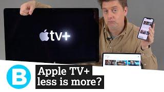 Eerste indruk: Apple TV+
