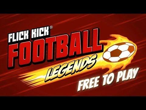 Video of Flick Kick Football Legends