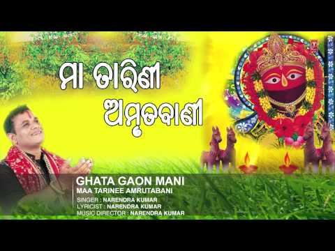 Maa Tarinee Amrutbani Oriya By Narendra Kumar [Full Audio Song Juke Box]