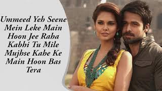 Tu Hi Mera - Jannat 2   Emraan Hashmi   Esha Gupta - YouTube