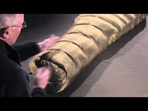 Valandre Swing 500 mummy slaapzak