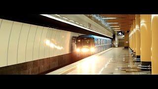Московская линия Минского метро в [TRAINZ](Moscow line of Minsk subway trainz)