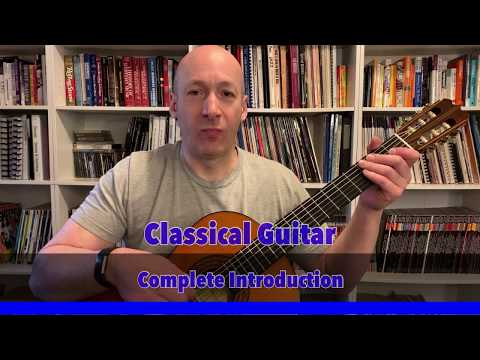 An introduction to classical guitar.