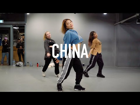 Anuel AA - China / Hazel Choreography
