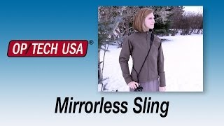 Mirrorless Sling - Product Peek - OP/TECH USA