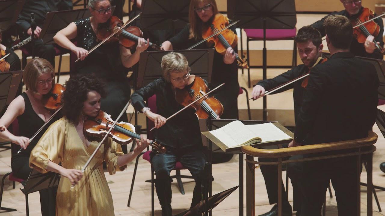 Mendelssohn Violin Concerto Op.64 (1844 version), 1st mvt (RLPO/Duncan Ward)