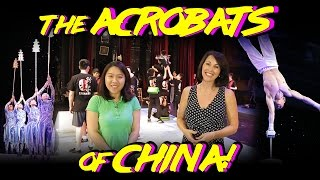 The Acrobats of China Featuring New Shanghai Circus - Branson Missouri Video