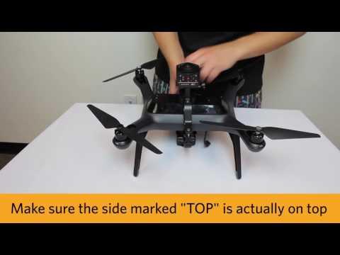 Kodak SP360 4K: 3DR Drone Attachment