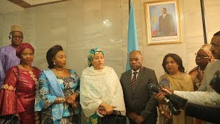 In DR Congo, UN deputy chief calls for women's empowerment to fuel sustainable development