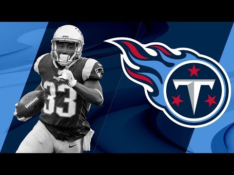 Dion Lewis Welcome to the Tennessee Titans   NFL Free Agent Highlights