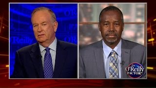 Bill O'Reilly to Ben Carson: 'Are You Really a Creationist?'