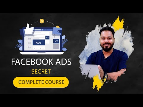 How To Create Facebook Ads   Facebook Ads Mastery Course ...