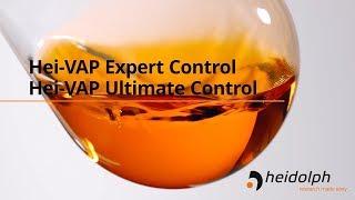 Odparka rotační Heidolph Hei-VAP Expert Control a Hei-VAP Ultimate Control