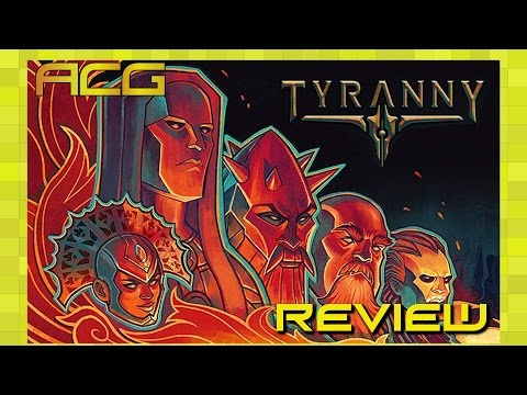 """Tyranny Review """"Buy, Wait for Sale, Rent, Never Touch?"""" - YouTube video thumbnail"""