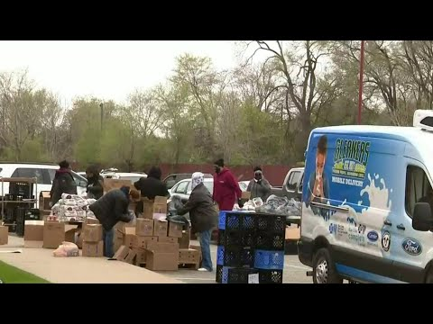 Thousands of families helped by Downriver food pantry each week
