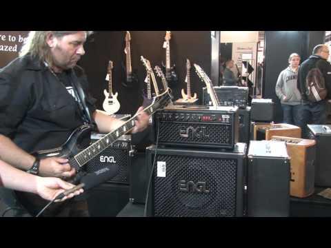 Musikmesse 2016 ENGL Metal Master Gitarren Amp Verstärker Prolight+Sound (deutsch)
