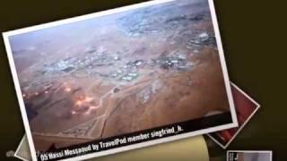 preview picture of video 'Aux portes du Sahara Siegfried_h.'s photos around Hassi Messaoud, Algeria (blog algerie sahara)'