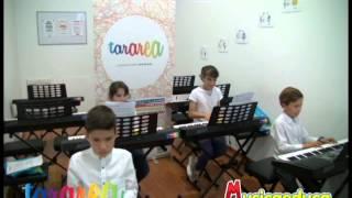 When the Saints go marching in - Grupo de alumnos de Depiano 1 - Tararea Laboratorio Musical