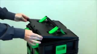 220622 Ящик-органайзер из ABS-пластика