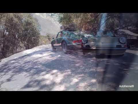 Women In Porsche Malibu Drive