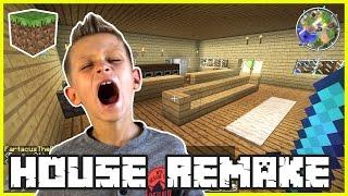 House Remake  Minecraft