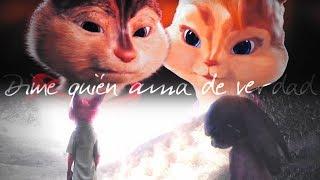 Alvin X Brittany ♥ Nick X Judy   Dime Quién Ama De Verdad (Alvin Y Las Ardillas   Zootopia)