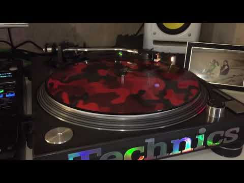 Eminem Kamikaze Red Camo Vinyl Playing The Ringer