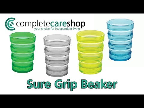 Drinking Lid For Sure Grip Beaker