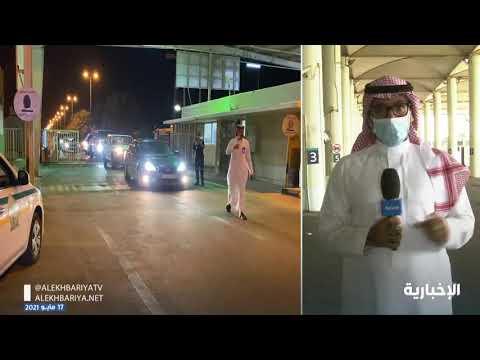 بعد فتح باب السفر.. عبور 310 مركبات إلى قطر عبر منفذ سلوى