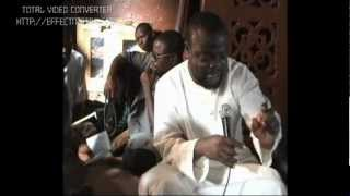 preview picture of video 'Djougou: Tafsir coran par Alpha Abdoul Mou-minou Batoulou Août 2011. Part 1'