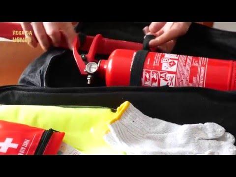 Cose da avere - Kit emergenza per auto