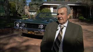"""Mike Connors' """"Mannix"""" car is Found! 1968 Dart GTS, by ESPN's car expert C. Van Tune"""