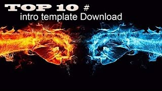 Wondershare Filmora Intro Template 1 Free Download Updated - Most ...