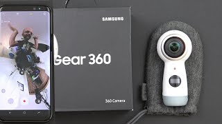 Gear 360 (2017 Review) And Video Samples Verizon