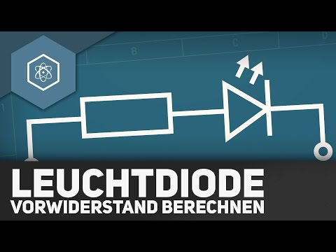 LED anschließen und Vorwiderstand berechnen ● Gehe auf SIMPLECLUB.DE/GO & werde #EinserSchüler