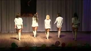 Современная хореография. Аня Бондаренко