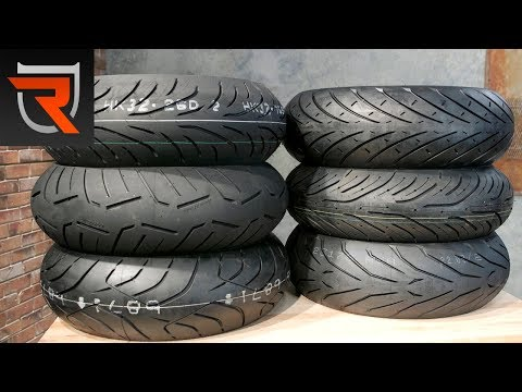 Best Wet Weather Sport-Touring Motorcycle Tires Review | Riders Domain