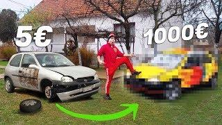 Ovaj Auto je Koštao 5€, ALI ONDA...