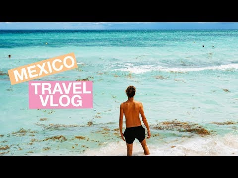 MEXICO TRAVEL VLOG | Electrocuted on a Boat!