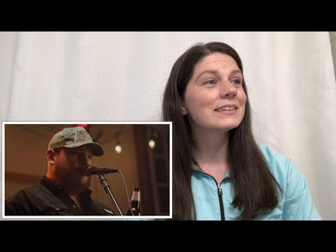 Luke Combs-Beer Never Broke My Heart (Music Video Reaction)