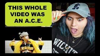 A.C.E(에이스)   Under Cover MV   Reaction