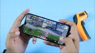 Realme 5 Pro PUBG Mobile Gaming Test & Graphic Settings | Hindi