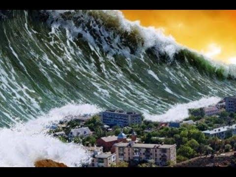 Peringatan Tsunami di papua Kepanikan warga Papua-jayapura